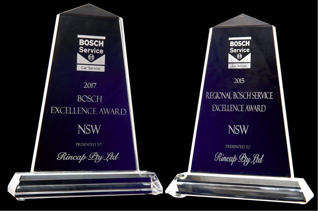 BOSCH - Service Award